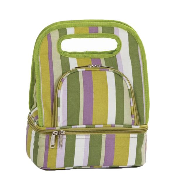 Picnic Plus Savoy Lunch Bag Lime Rickey