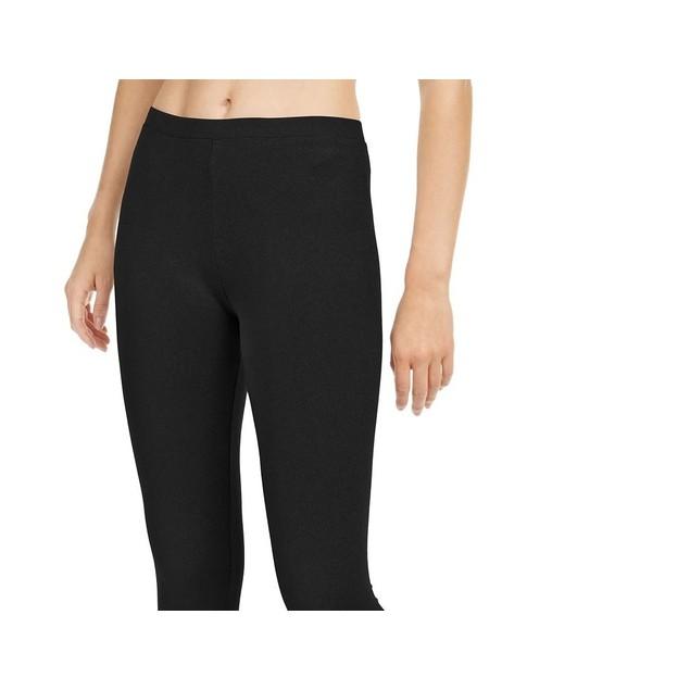 32 Degrees Women's Cozy Heat Underwear Leggings Black Size Medium