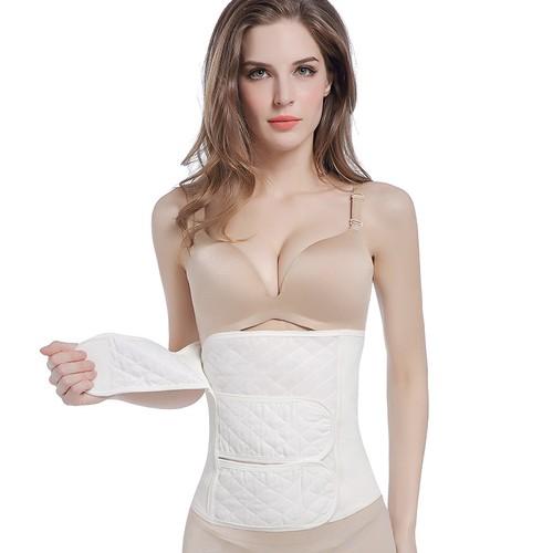 Women's Postpartum Cotton Gauze Waist Belt Slimming