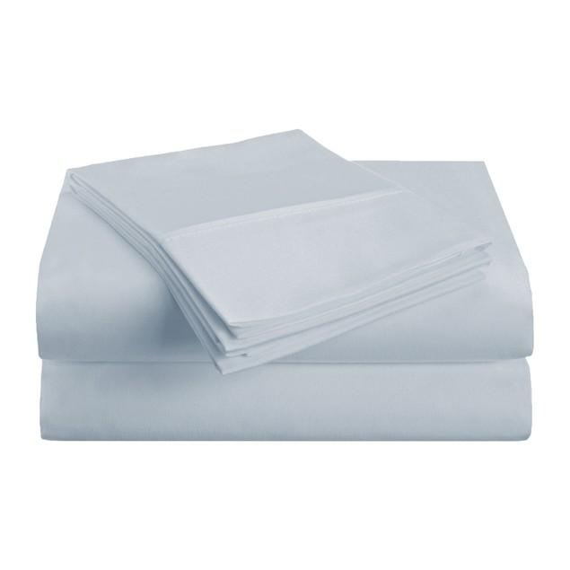 Striped Soft Sheet Set, Wrinkle Free Microfiber, Deep Pocket