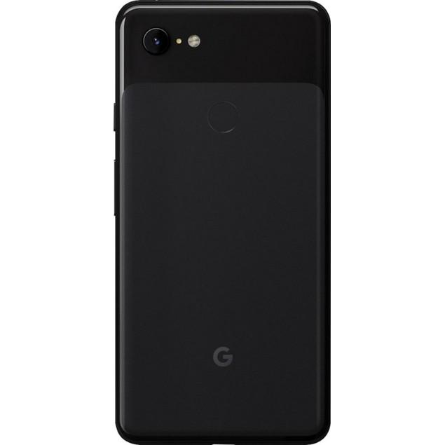 Google Pixel 3 XL, Unlocked, Black, 64 GB, 6.3 in Screen