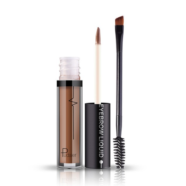 24 Hours Long Lasting Cosmetics Pencil Eyebrow Cream with Brush