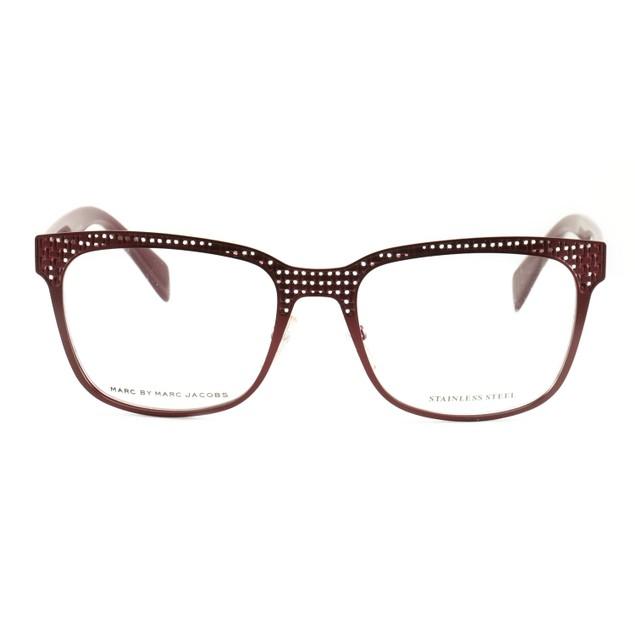 Marc by Marc Jacobs Women's Eyeglasses MMJ 613 KUA Red Burgundy 53 18 145