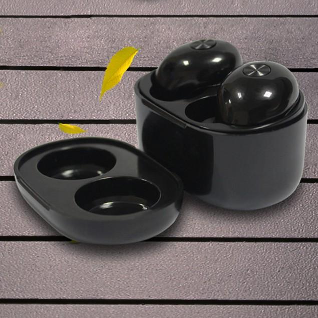 Mini Wireless Bluetooth Twins Stereo In-Ear Headset Earphone Earbuds