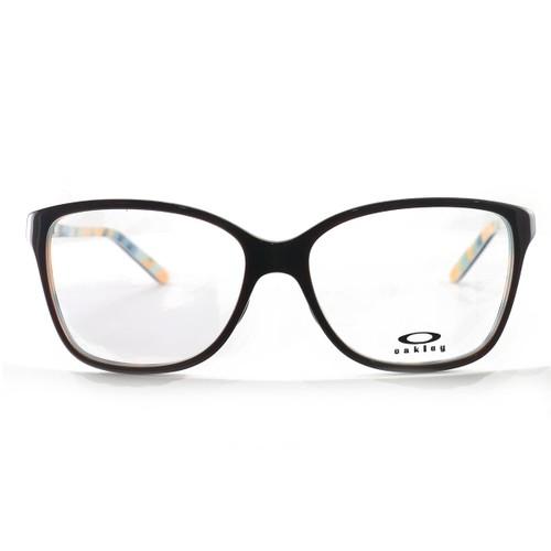 Oakley Women's Eyeglasses Finesse OX1126 0654 Dark Brown Demo Lens 54 15 136