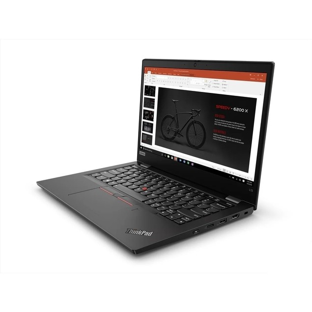"Lenovo ThinkPad E14 14"" 256GB Intel Core i7-10510U Win10,Black"