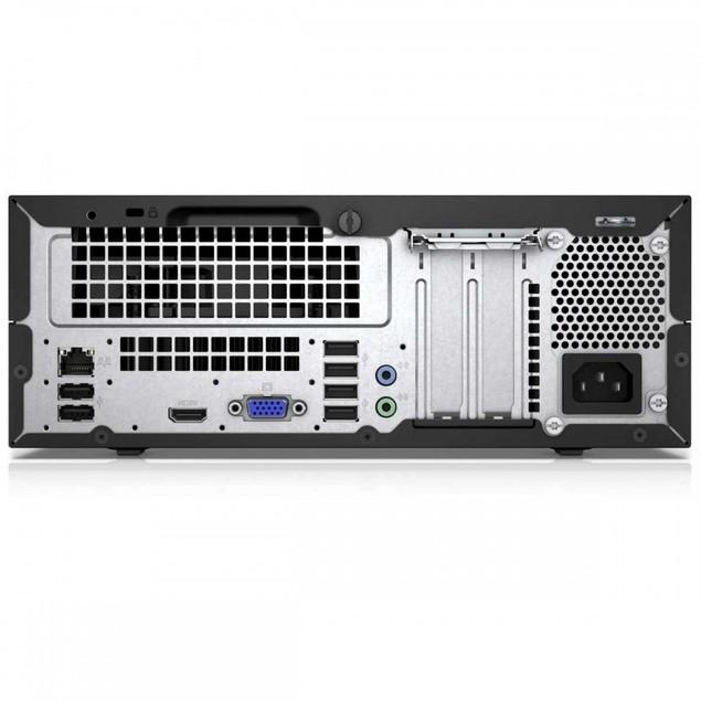 HP 280 G2 4GB 500GB Intel Core i5-6500 Win10,Black(Used-Good)
