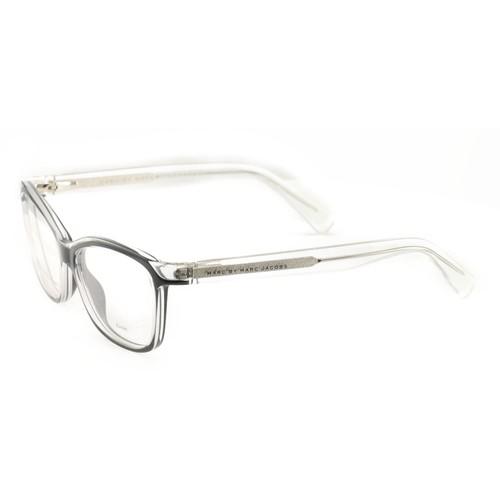 Marc by Marc Jacobs Women's Eyeglasses MMJ 614 MHL Black/Crystal 52 15 135