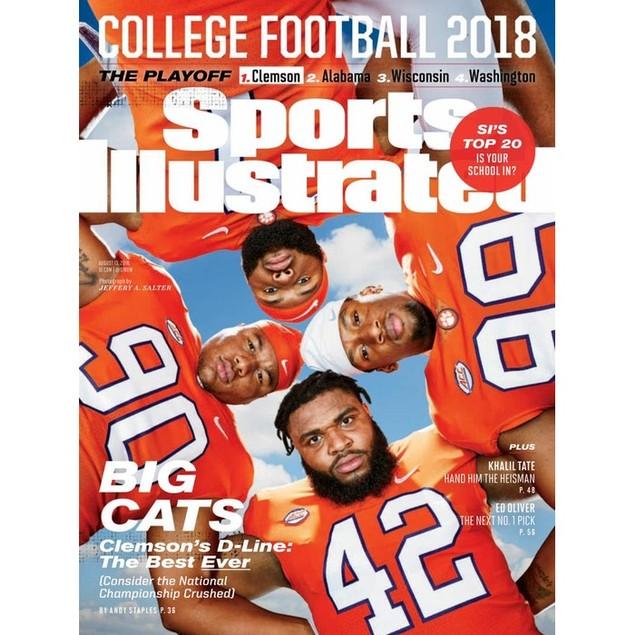 Sports Illustrated Magazine Subscription