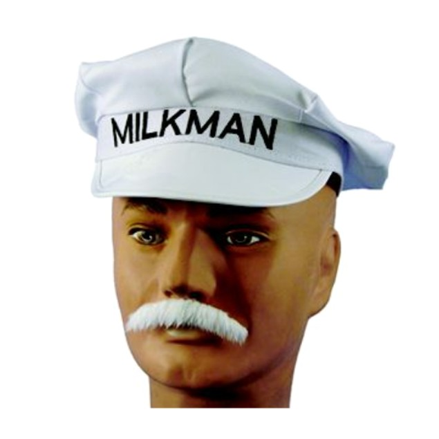 Milkman White Hat