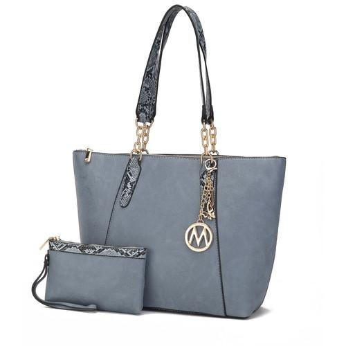 MKF Collection Kayla Tote Bag By Mia K.