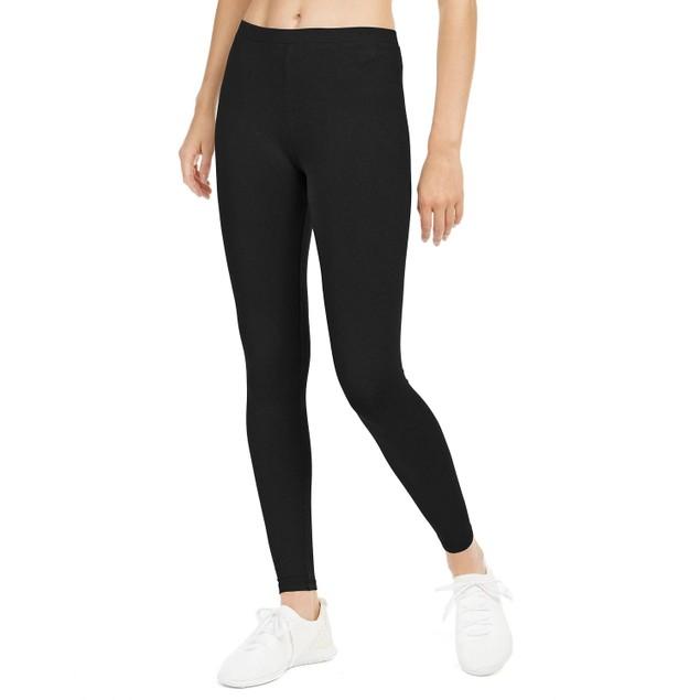32 Degrees Women's Cozy Heat Underwear Leggings Black Size Small