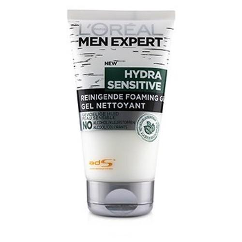 L'Oreal Men Expert Hydra Sensitive Cleansing Foaming Gel