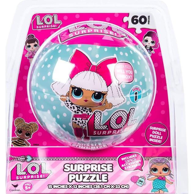 L.O.L. Surprise! Puzzle Doll Sphere