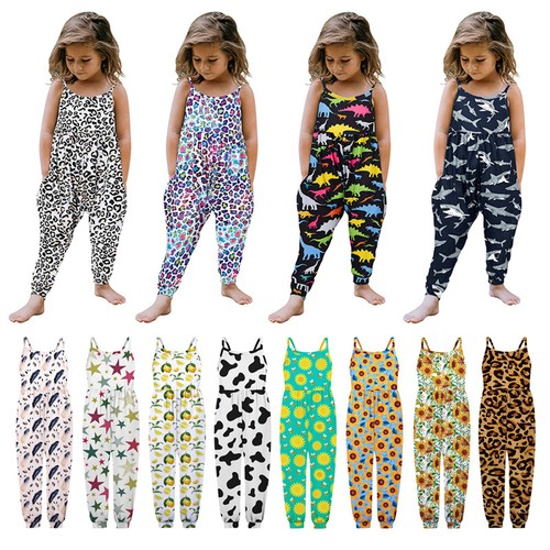 Baby Jumpsuits with Pockets