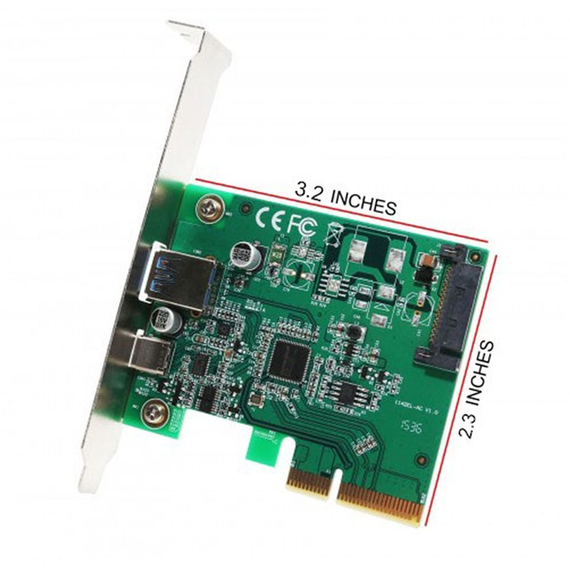 IOCrest USB 3.1 MultiPort Card