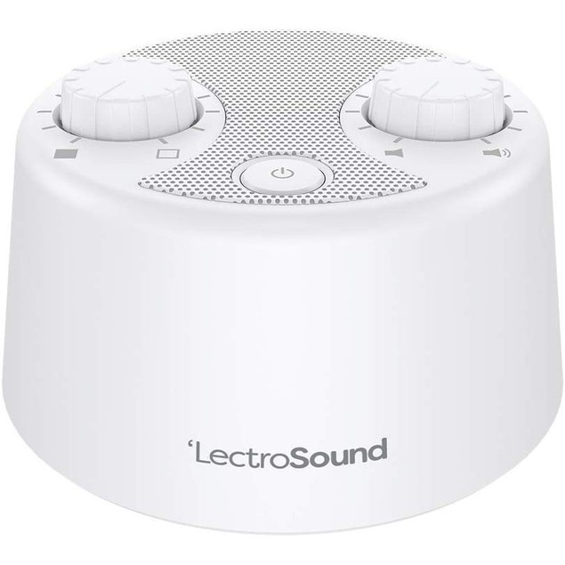 LectroSound Sleep and Relax Soothing Noise Machine