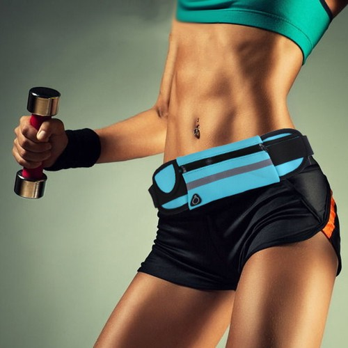 Waterproof Multifunctional Outdoor Sports Belt Bag Anti-theft