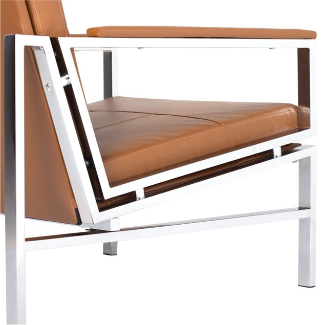 Studio Designs Atlas Chair Bonded Leather