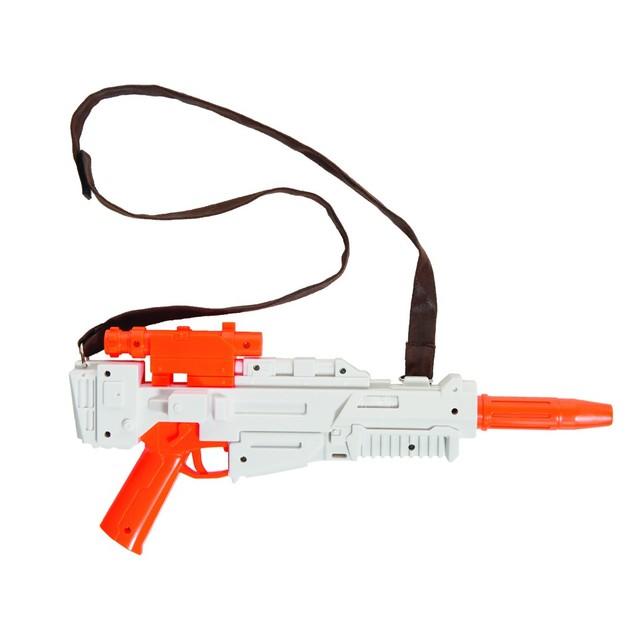 Finn Star Wars Blaster Pistol with Strap Prop Costume Accessory Gun