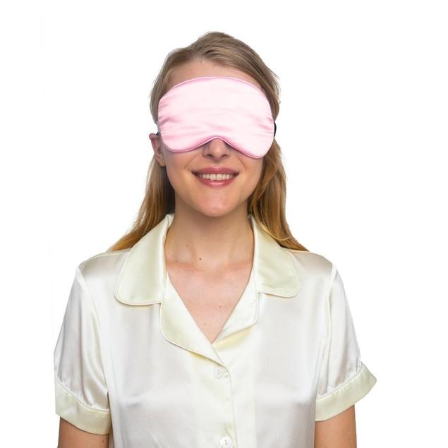 MYK Silk Sleeping Eyemask, Filled with Pure Mulberry Silk