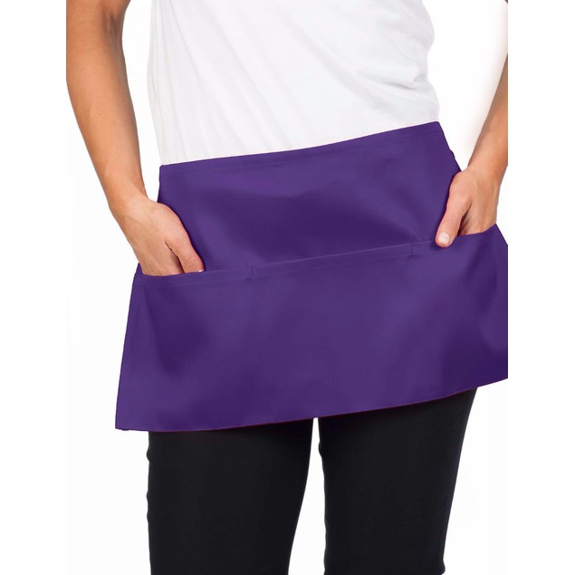 Waitress Apron Waiter Purple Sookie Stackhouse Costume Accessory Trueblood