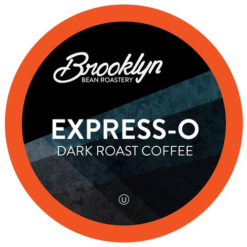Brooklyn Beans Express-O Coffee Pods for Keurig K-Cups Maker, 40 Count