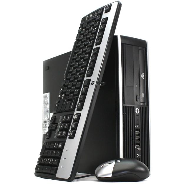HP 8200 Desktop Intel i5 16GB 240GB SSD Windows 10 Professional