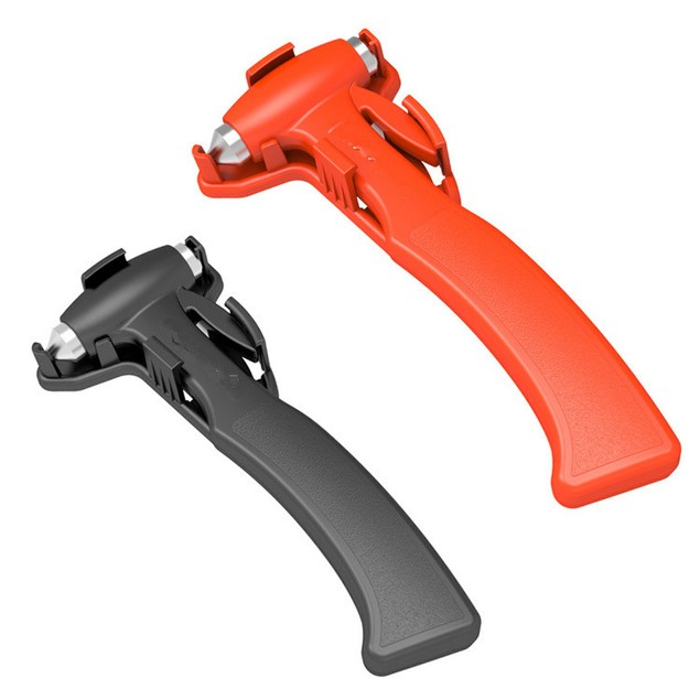 Multifunctional Safety Hammer With Seat, Window Breaker, Emergency Escape Hammer For Vehicle