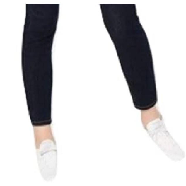 Tinseltown Juniors' High Rise Skinny Jeans Dark Blue Size 7