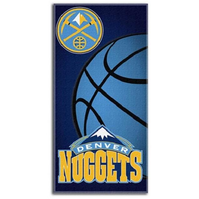 Denver Nuggets NBA Northwest Beach Bath Towel