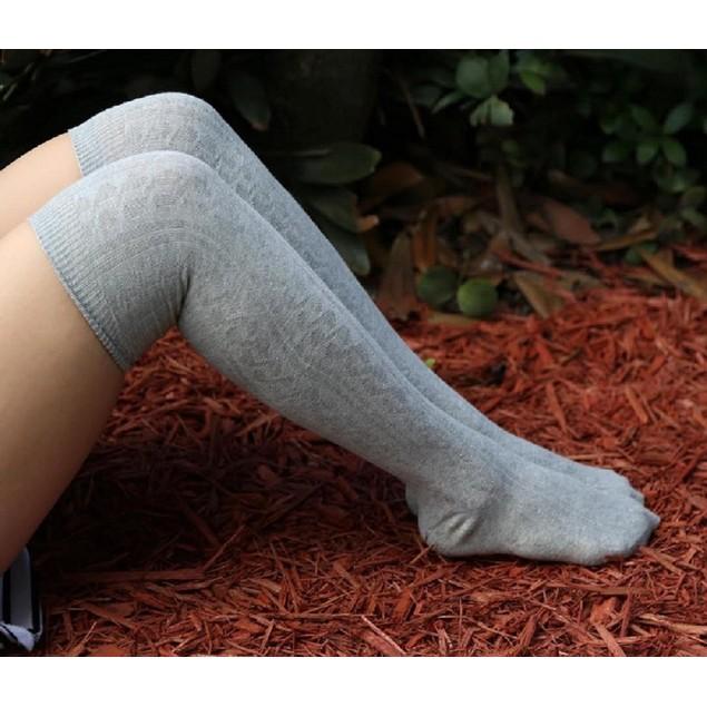 Long Socks- 2 Pair