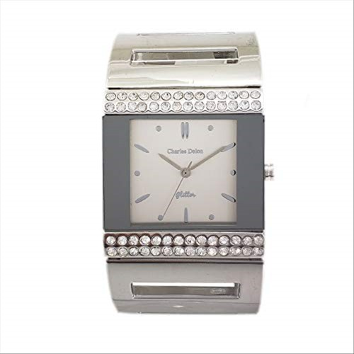 Charles Delon Women's Watches 4979 LPSW Silver/Silver Stainless Steel Quartz