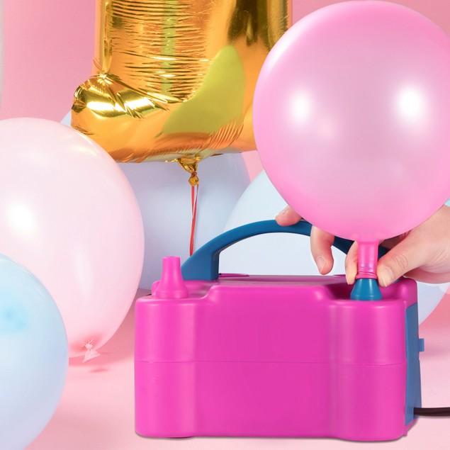 Electric Balloon Pump 600W Balloon Blower Inflator