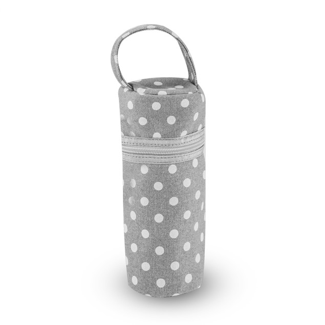 3 Compartment Baby Bag and Insulated Bottle Carrier | MandW