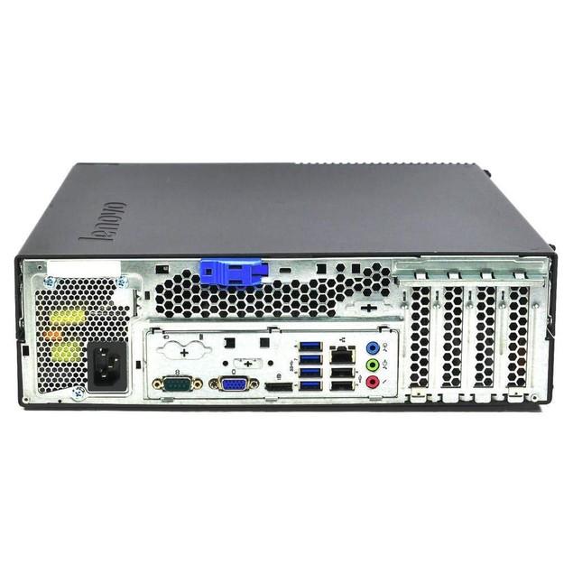 Lenovo M82 Desktop Computer (Intel 2.93GHz, 4GB RAM, 500GB HDD, Windows 10)