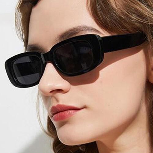 Small Frame Square Sunglasses