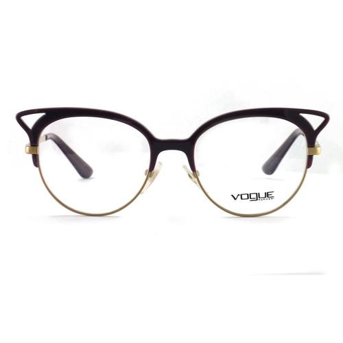Vogue Women Eyeglasses VO5138 2539 Purple/Beige 50 18 135