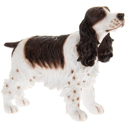 Cocker Spaniel Figurine By Lesser and Pavey