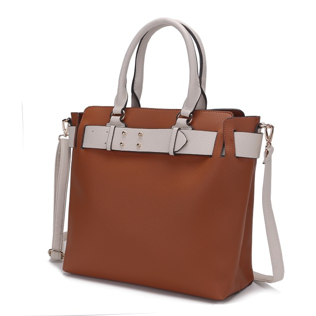 MKF Collection Millie Satchel Bag by Mia K