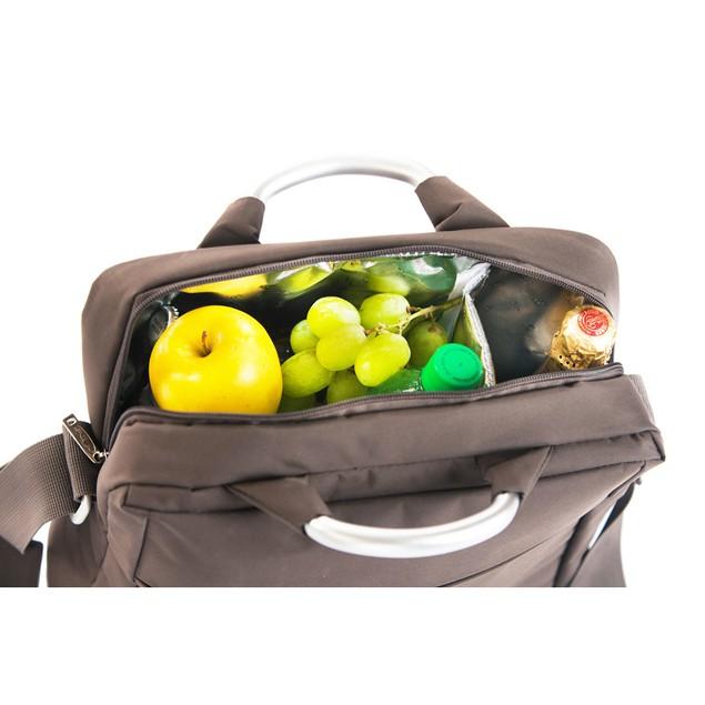 Picnic Plus Magellan Cooler Bag Clay