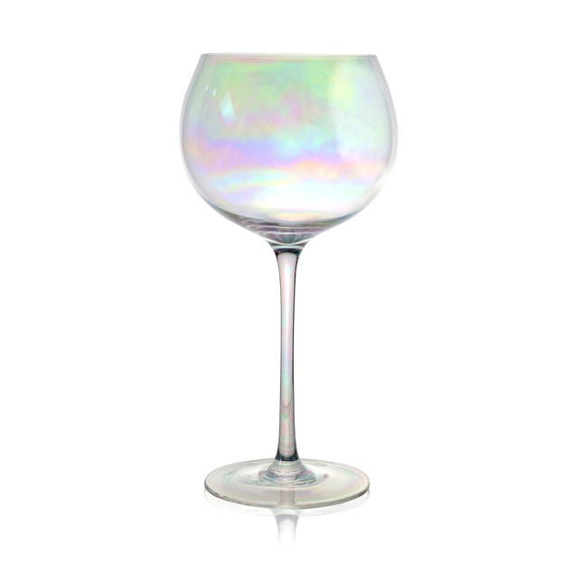 Iridescent Gin Glasses - Set of 2 | MandW