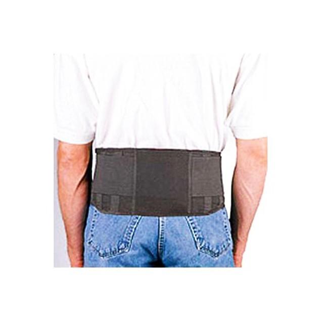 FLA Safe Working Lumbar T-Belt, X-Small, Black
