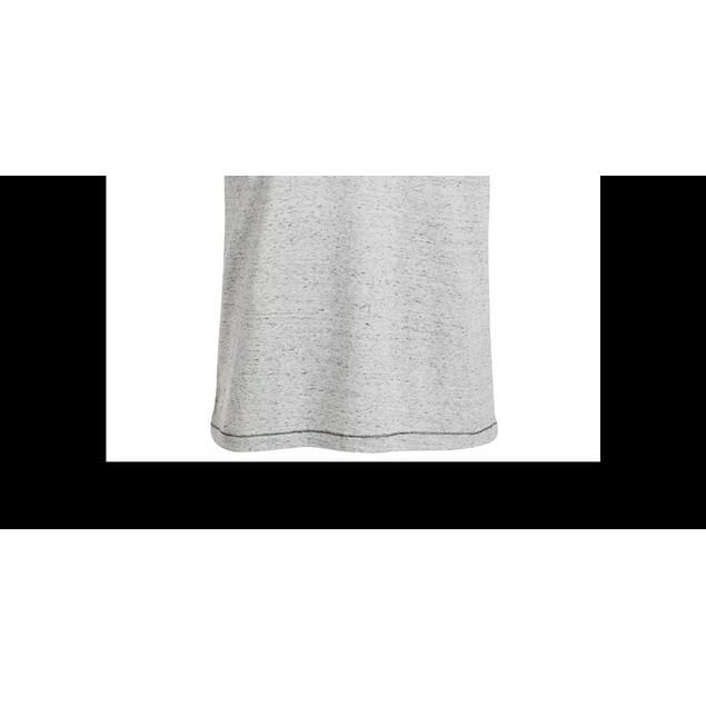 Sun & Stone Men's Blair Contrast Neck Stitch T-Shirt White Size Small