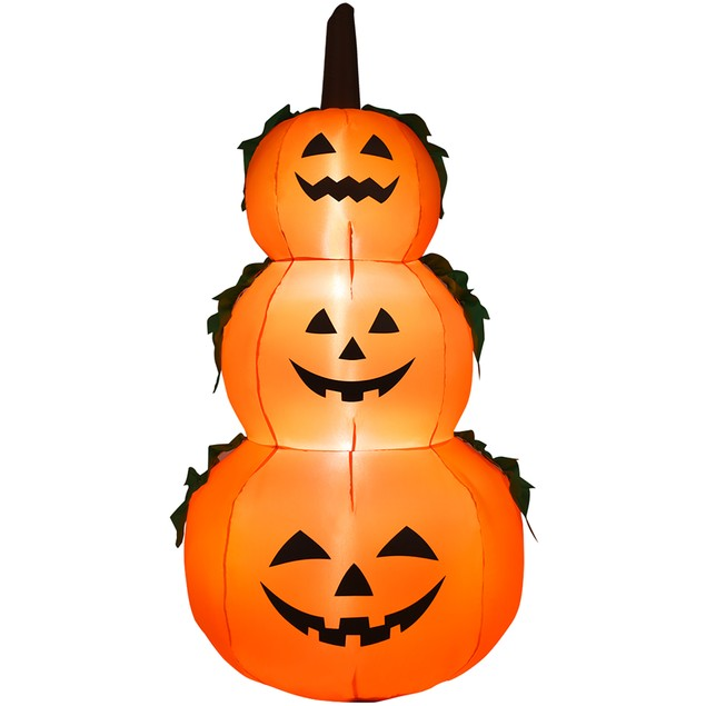 5FT or 6FT Halloween  Decoration with LED Lights