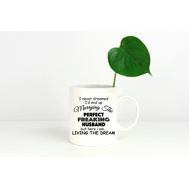 Marrying The Perfect Husband Mug