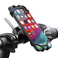 Raxfly Ultra Strong Durable Universal Bike Handlebar Phone Holder