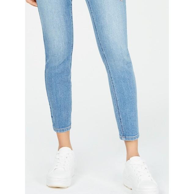 Celebrity Pink Juniors' Ankle Skinny Jeans Blue Size 5