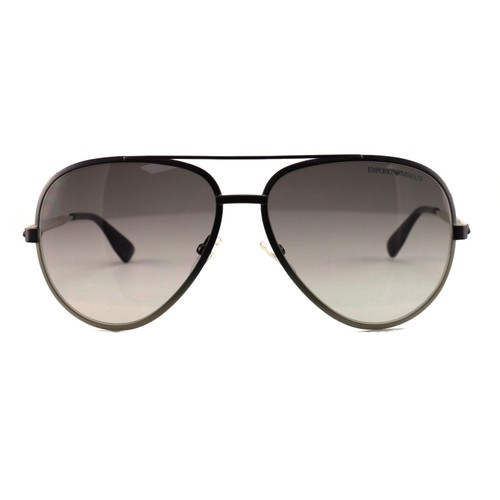 Emporio Armani Unisex Sunglasses EA9638/S LJMN3 Purple 59 14 130 Full Rim