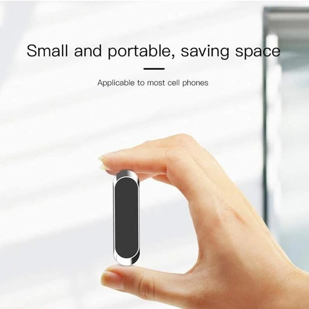 Universal Magnetic Mount for Mobile Phones